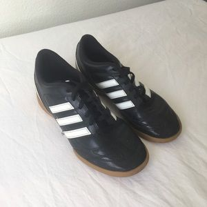 Adidas Activo indoor soccer shoes